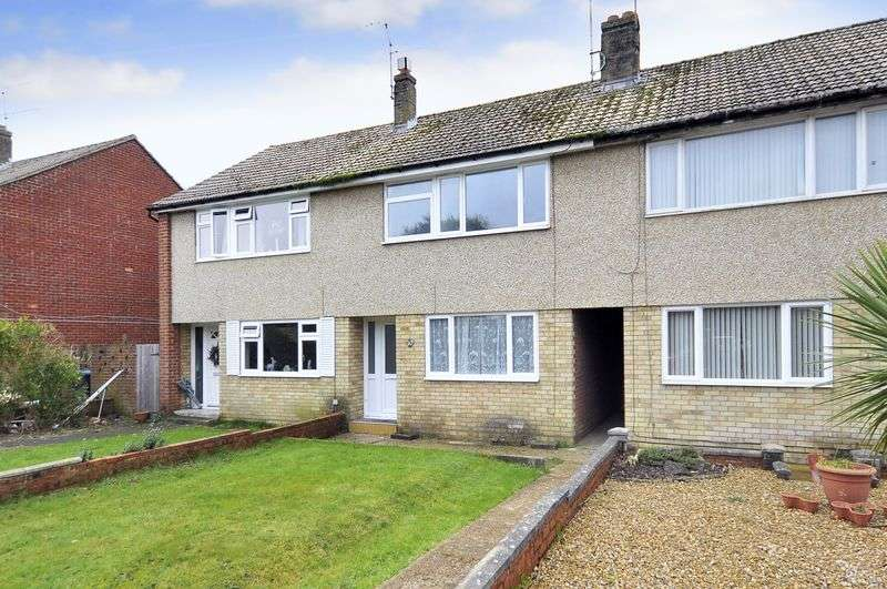 3 Bedrooms Terraced House for sale in Mendip Crescent, Worthing