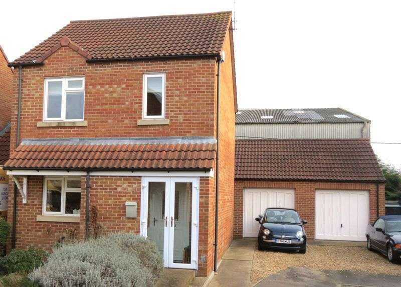 3 Bedrooms Detached House for sale in Billingborough