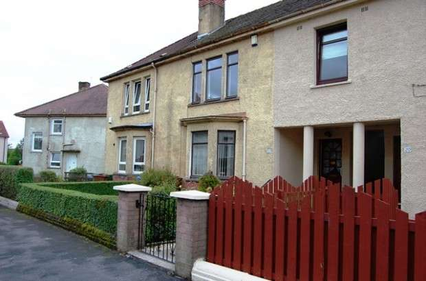 3 Bedrooms Terraced House for sale in Menzies Drive, Balornock, Glasgow, G21