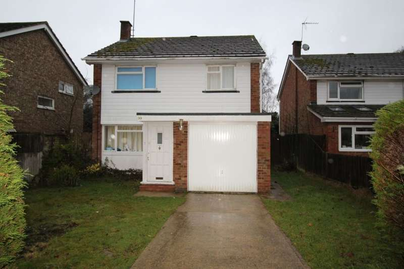 3 Bedrooms Detached House for sale in Leslie Crescent, St. Michaels, Tenterden, TN30