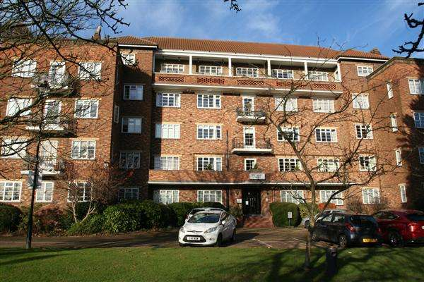 2 Bedrooms Flat for sale in Thurlby Croft, Mulberry Close, Hendon NW4