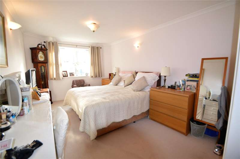 2 Bedrooms Apartment Flat for sale in Mendip Court, 19 Spencer Road, South Croydon