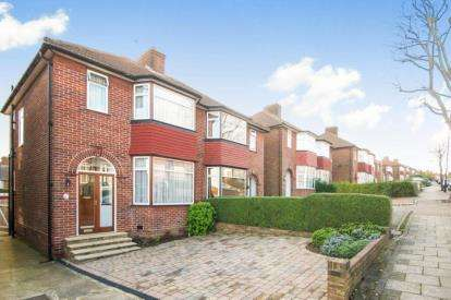 3 Bedrooms Semi Detached House for sale in Ennerdale Drive, London
