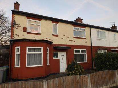 4 Bedrooms Semi Detached House for sale in Davyhulme Road, Stretford, Manchester, Greater Manchester