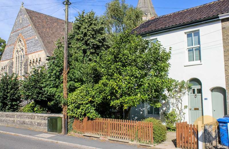 3 Bedrooms End Of Terrace House for sale in Trinity Street, Norwich, NR2