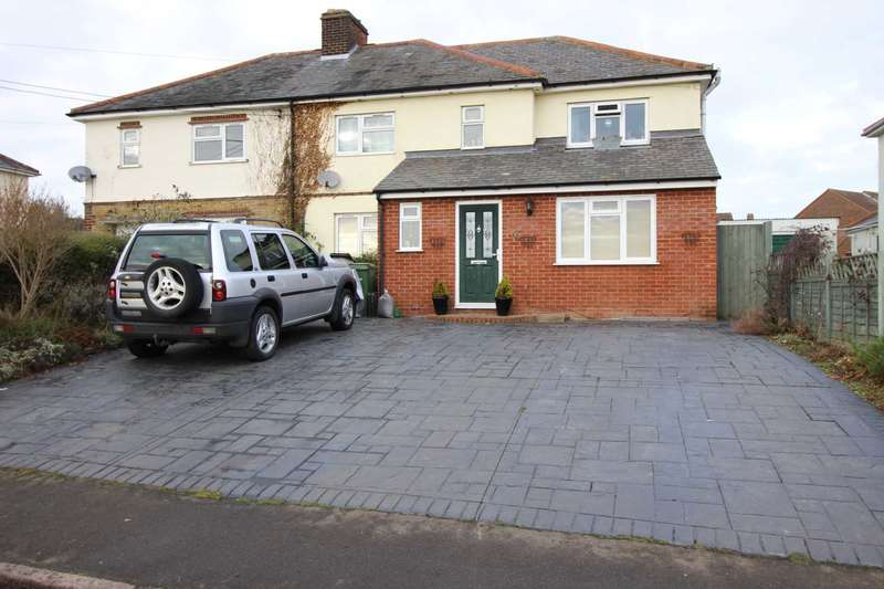 5 Bedrooms Semi Detached House for sale in Tey Road, Coggeshall, Colchester