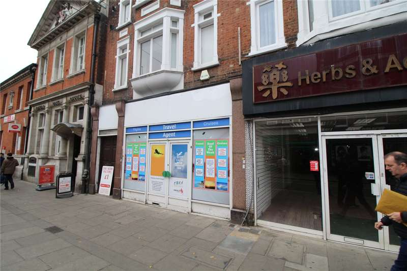 Retail Property (high Street) Commercial for sale in Church Street, Enfield, London, EN2
