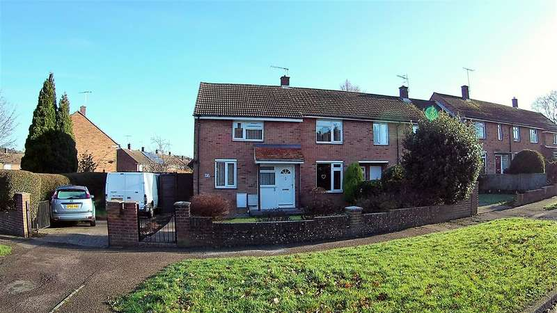 3 Bedrooms End Of Terrace House for sale in Lynn Walk, Reigate