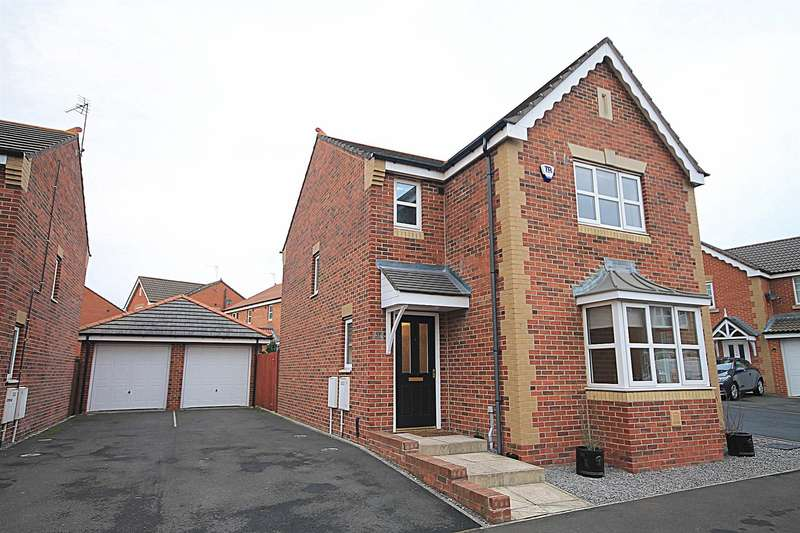 3 Bedrooms Property for sale in Cottingham Grove, Thornley