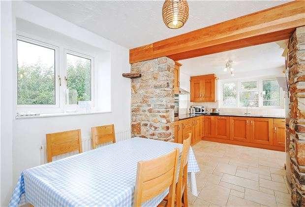 4 Bedrooms Cottage House for sale in West End, Rag Lane, Wickwar, Bristol, GL12 8LD