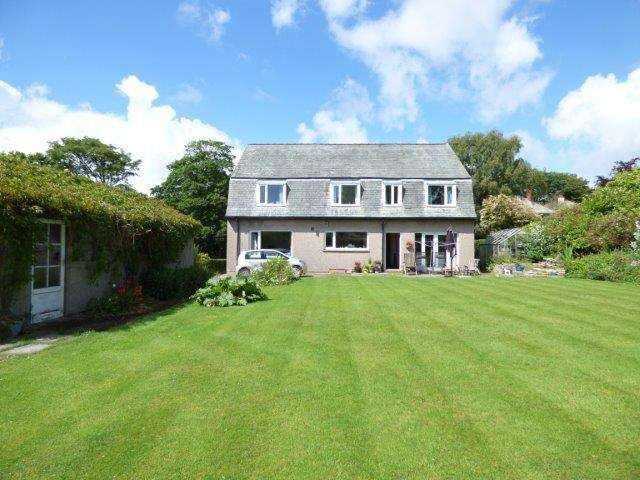 6 Bedrooms Detached House for sale in Hatlex Hill, Hest Bank, Lancaster, LA2 6ET