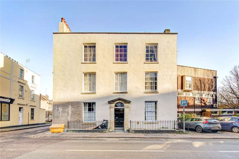 1 Bedroom Flat for sale in Rupert House, 114 St. Michaels Hill, Bristol, BS2