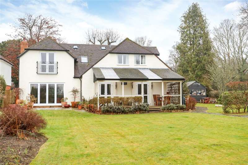 5 Bedrooms Detached House for sale in Cowfold Road, Bolney, Haywards Heath, West Sussex, RH17