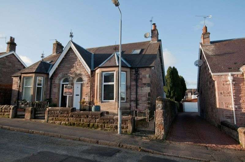 3 Bedrooms Semi Detached House for sale in 9 Paton Street, ALLOA, FK10