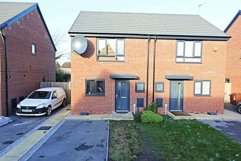 2 Bedrooms Semi Detached House for sale in Callerton Street, Hull
