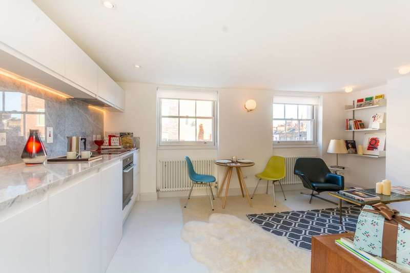 1 Bedroom Flat for sale in Leigh Street, Bloomsbury, WC1H