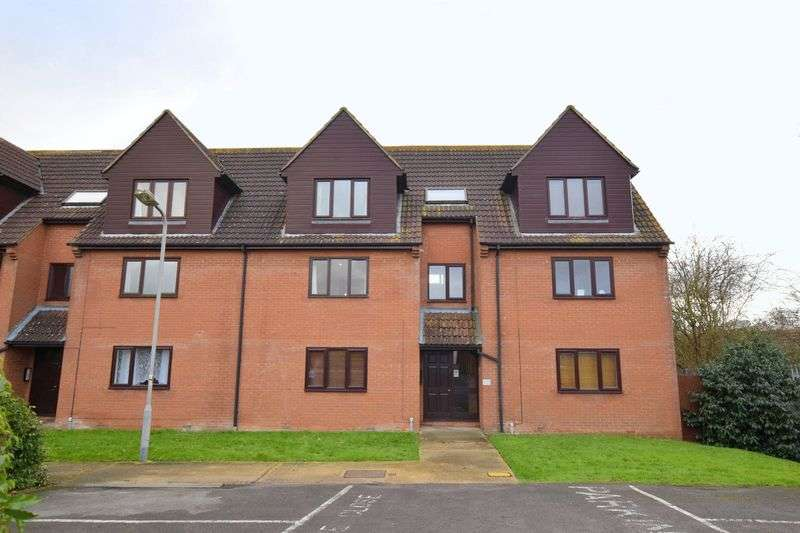 1 Bedroom Flat for sale in Locke Close, Aylesbury