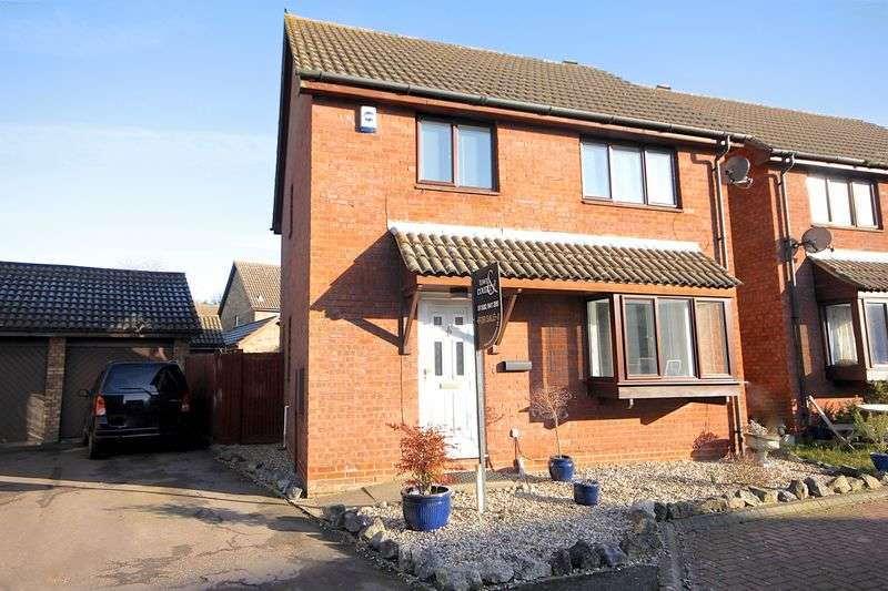 3 Bedrooms Detached House for sale in Holly Farm Close, Caddington