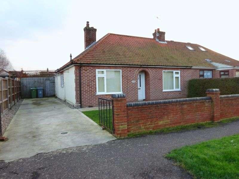 3 Bedrooms Semi Detached Bungalow for sale in Bramble Avenue, Hellesdon, Norwich