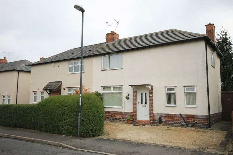 3 Bedrooms Semi Detached House for sale in CHADWICK AVENUE, ALLENTON