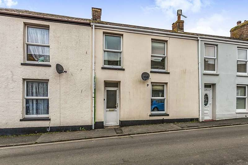 3 Bedrooms Property for sale in Moor Street, Camborne, TR14