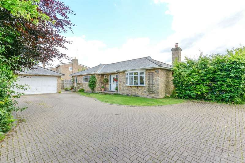 5 Bedrooms Detached Bungalow for sale in High Street, Melbourn, SG8