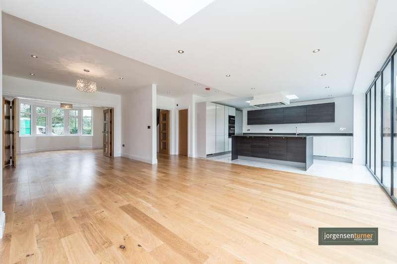 4 Bedrooms House for sale in Kendal Road, London, NW10 1JG