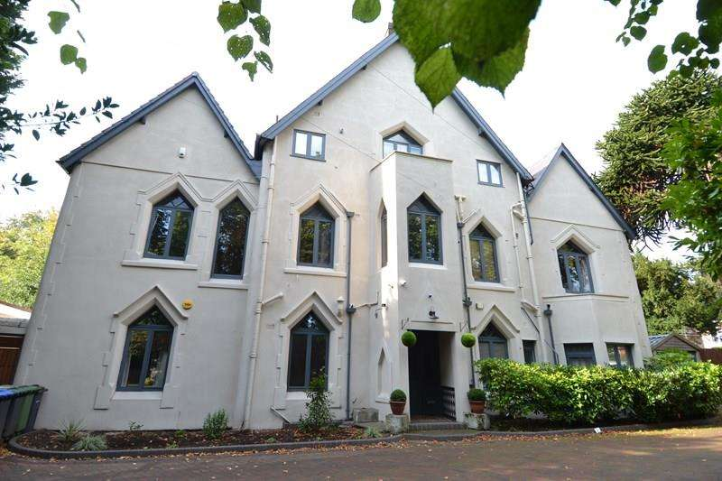 2 Bedrooms Apartment Flat for sale in Wake Green Road, Moseley, Birmingham