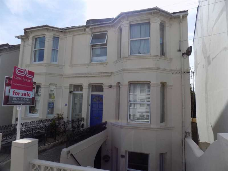 1 Bedroom Apartment Flat for sale in Havelock Road, Brighton