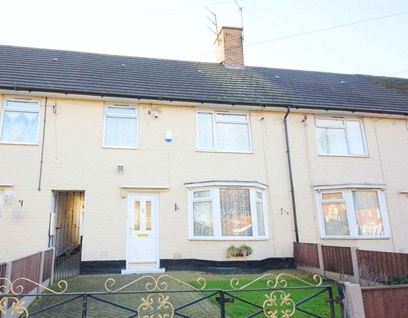 3 Bedrooms Terraced House for sale in Stapleton Avenue, Speke, Liverpool, L24