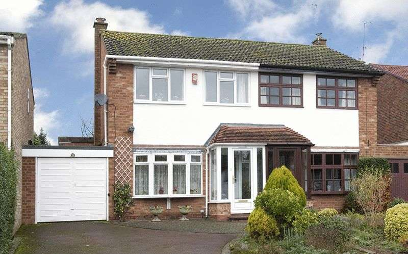 3 Bedrooms Semi Detached House for sale in Willow Close, Hagley