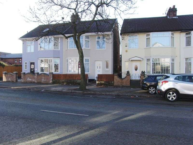3 Bedrooms Semi Detached House for sale in Broad Green Road, Liverpool