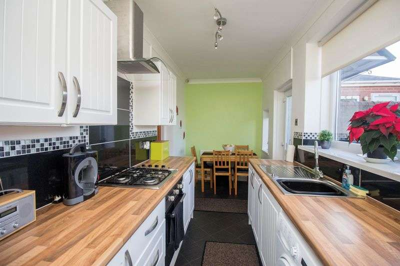 2 Bedrooms Terraced House for sale in Twizell Avenue, Blaydon