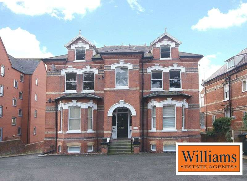 1 Bedroom Flat for sale in Bodenham Road, Hereford