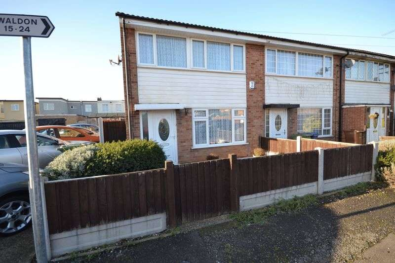 3 Bedrooms Terraced House for sale in Waldon, Tilbury
