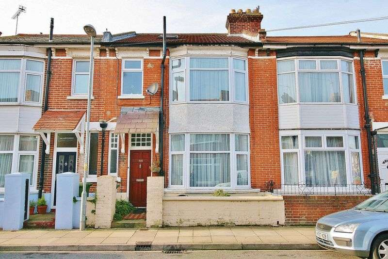 4 Bedrooms Terraced House for sale in St. Augustine Road, Southsea