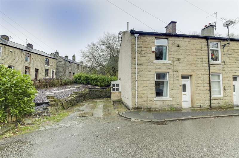 2 Bedrooms Property for sale in Lee Road, Stacksteads, Bacup
