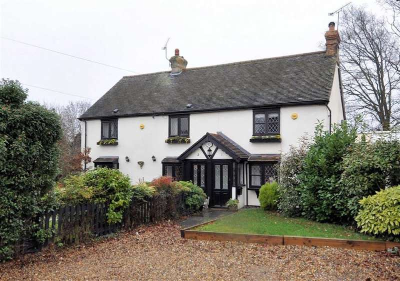 2 Bedrooms Property for sale in Epping Road, Broadley Common