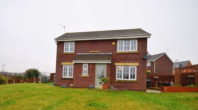 3 Bedrooms Detached House for sale in Brook Meadow, Norton Heights