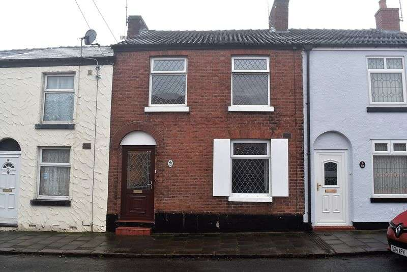 2 Bedrooms Terraced House for sale in Davenport Street, Congleton, CW12 4DX