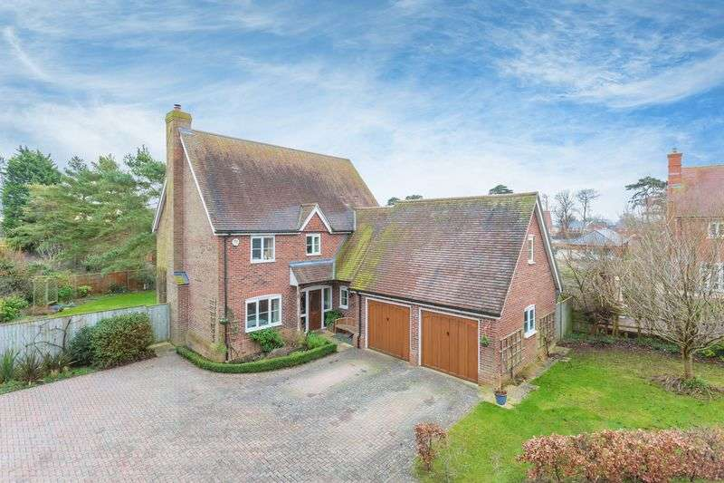 5 Bedrooms Detached House for sale in East Hanney