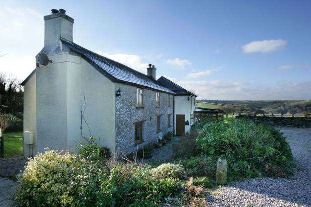 3 Bedrooms Detached House for sale in Near Downderry, Downderry, Cornwall