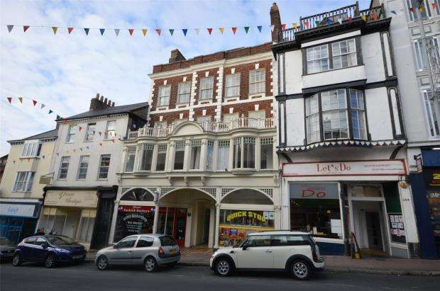 1 Bedroom Flat for sale in Fore Street, Exeter, Devon