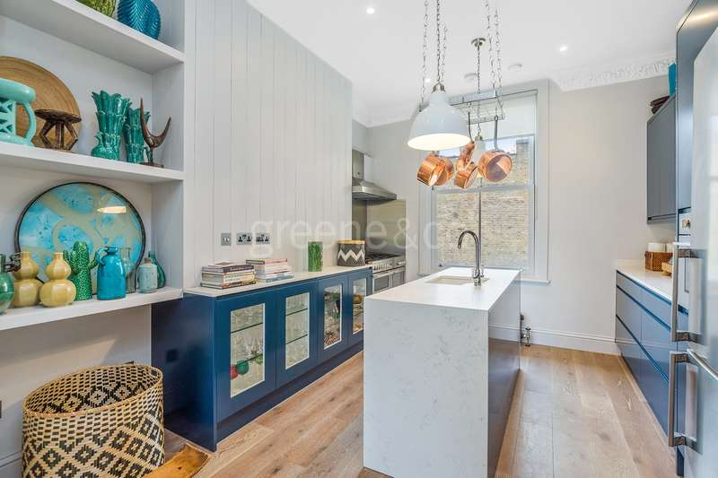 3 Bedrooms Maisonette Flat for sale in Walterton Road, Maida Vale, London, W9