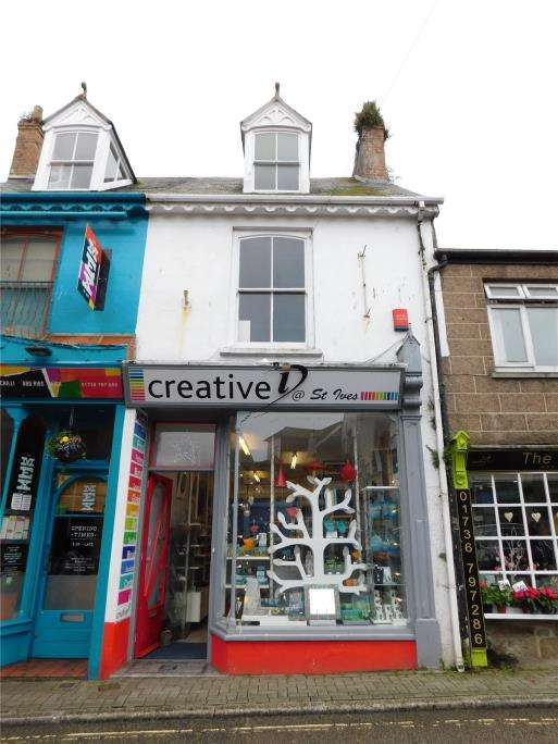 2 Bedrooms Commercial Property for sale in Gabriel Street, St Ives