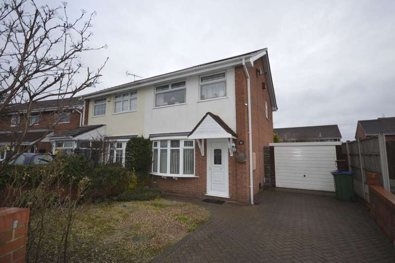 3 Bedrooms Semi Detached House for sale in Dawn Drive, Tipton, DY4
