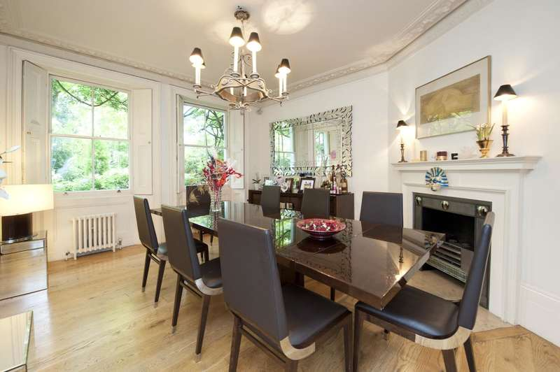 5 Bedrooms House for sale in Kensington Square, London, W8