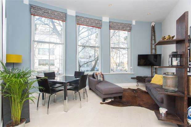 2 Bedrooms Apartment Flat for sale in Penny Black House, 106 Farringdon Road, London, EC1R