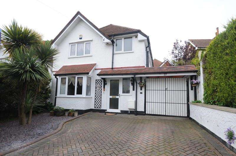 3 Bedrooms Detached House for sale in Vale Road, Lower Parkstone, Poole
