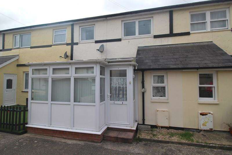 2 Bedrooms Terraced House for sale in Honestone Street, Bideford